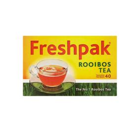 Freshpak Rooibos Tea 40's