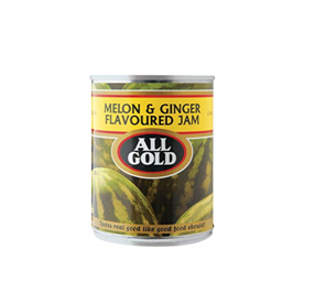 All Gold Melon and Ginger Jam 1
