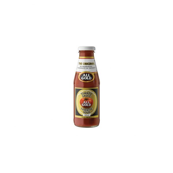 All Gold Tomato Sauce 350ml 60019585 front