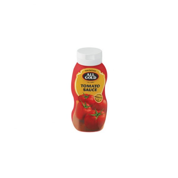All Gold Squeeze Tomato Sauce 500ml