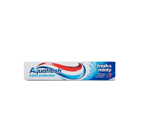 Aquafresh fresh and minty 3