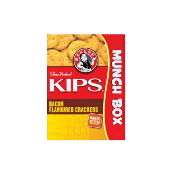 Bakers Kips Bacon 6001056414364 front