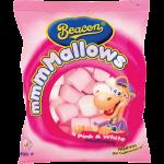 Beacon Pink & White Marshmallows 400g