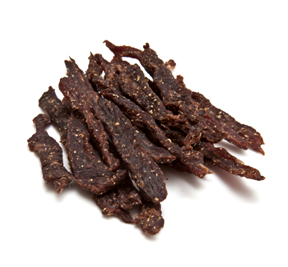 Biltong TV sticks