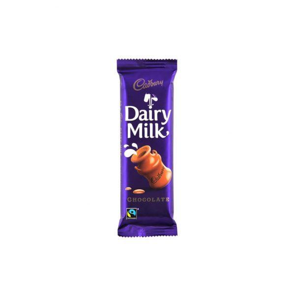Cadbury Dairy Milk Chocolate 80g 6001065600048