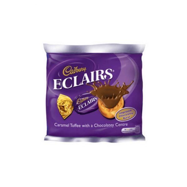 Cadbury Eclairs 6001065046396 front