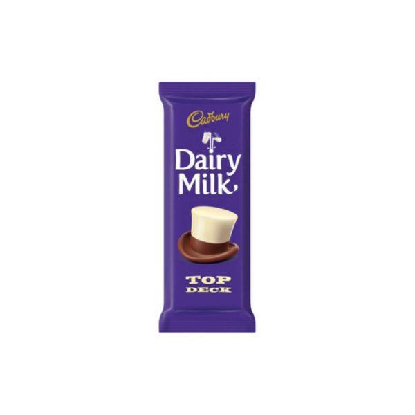 Cadbury Top Deck 80g 6001065601090 front