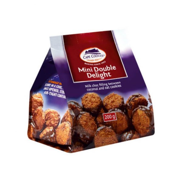 Cape Cookies Double Delight 200g 6009602781595 front