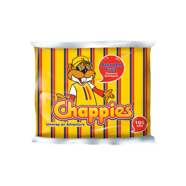 Chappies Fruit Assorted