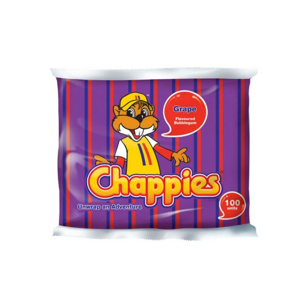 Chappies Grape