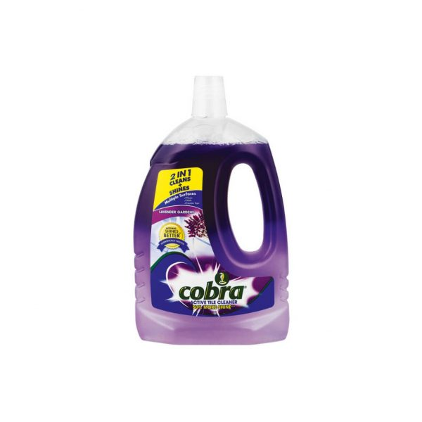 Cobra Tile Cleaner Lavender
