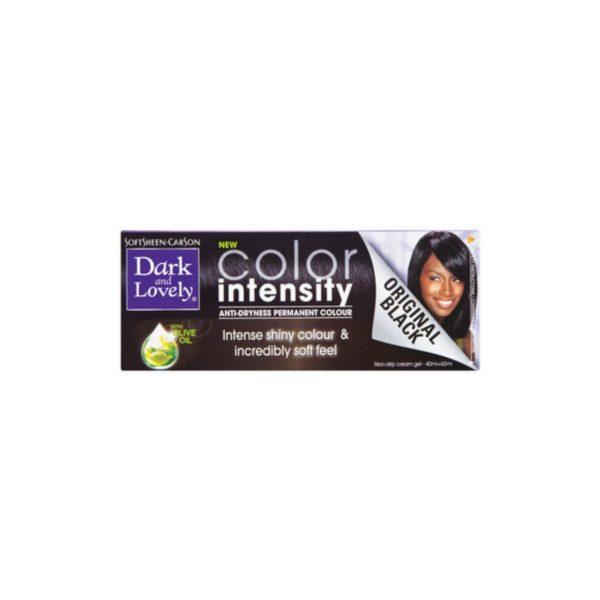 Dark Lovely Hair Colour Black