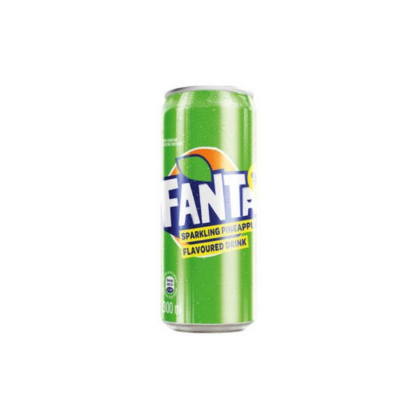 Fanta Pineapple 300ml