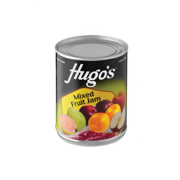 Hugos Mixed Fruit 6001024100640 front