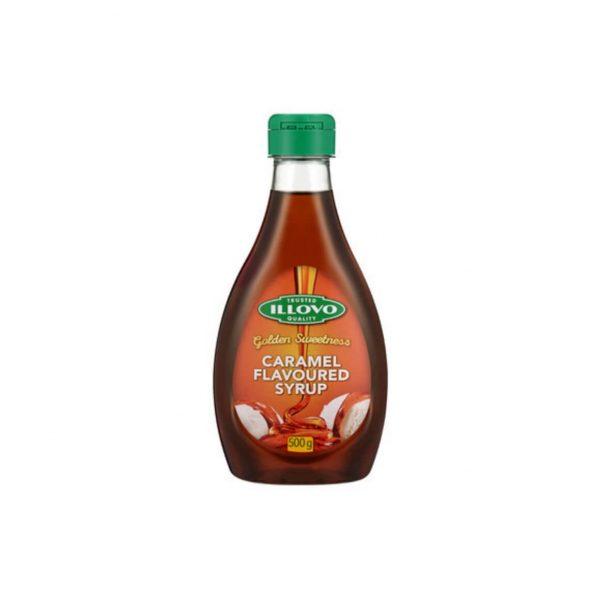 Illovo Caramel Syrup