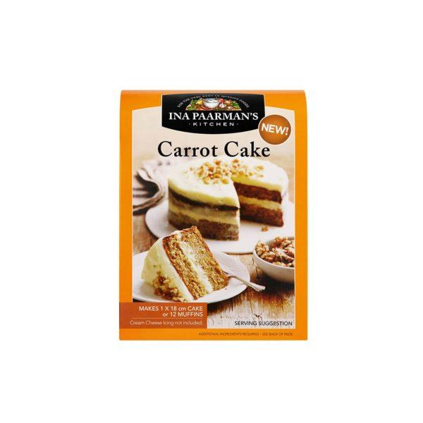 Ina Paarman Carrot Cake
