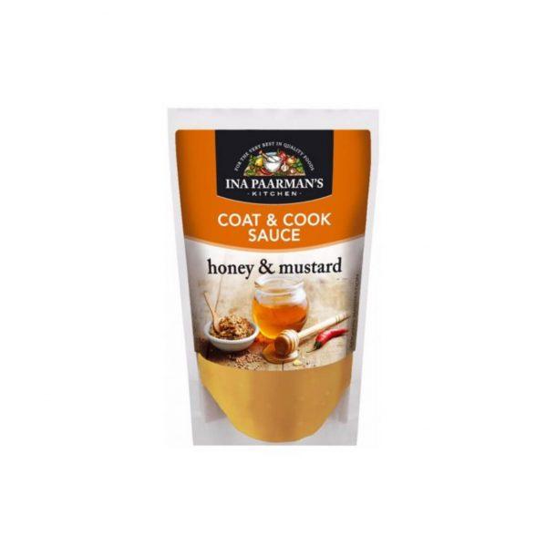 Ina Paarman Coat Cook honey mustard