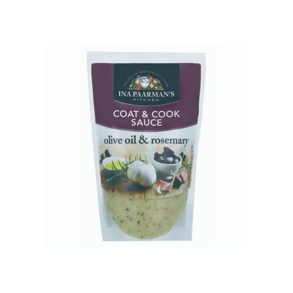 Ina Paarman coat cook olive oil rosemary sauce 200ml