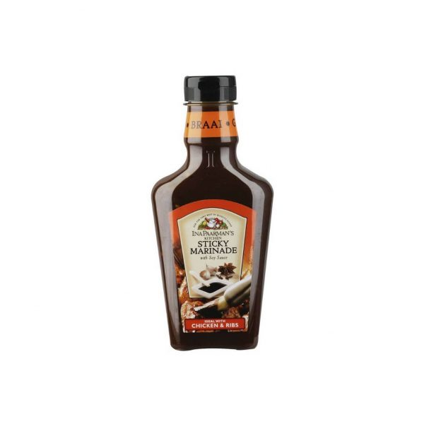 Ina Paarman marinade sticky 500ml