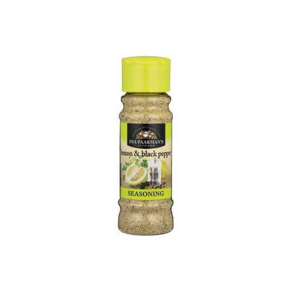 Ina Paarman spice lemon black pepper 200ml