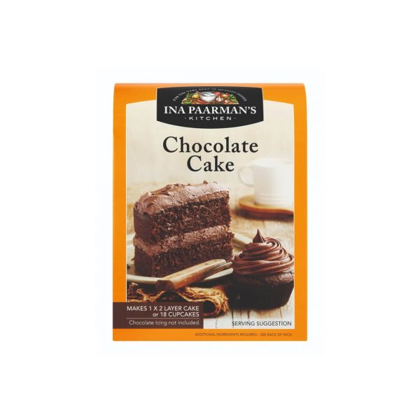 Ina paarman Chocolate Cake