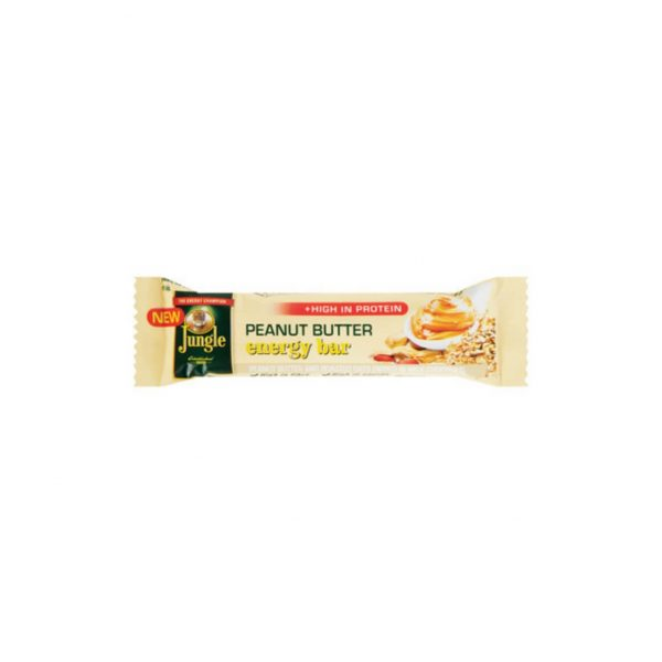 Jungle Peanut Butter Bar 6001120621254 front