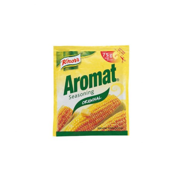 Knorr Aromat Original Refill 75g 6001038072704 front