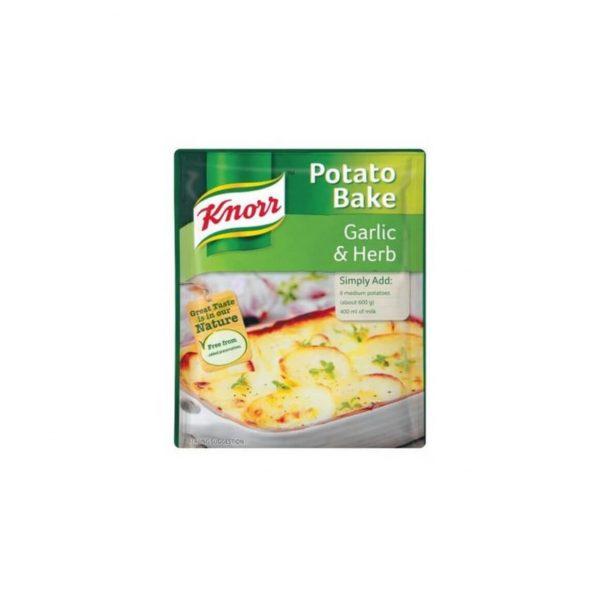 Knorr Bake Potato Garlic