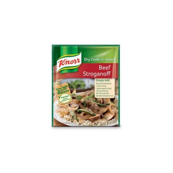Knorr Fresh Beef Strog 6009001011644 front