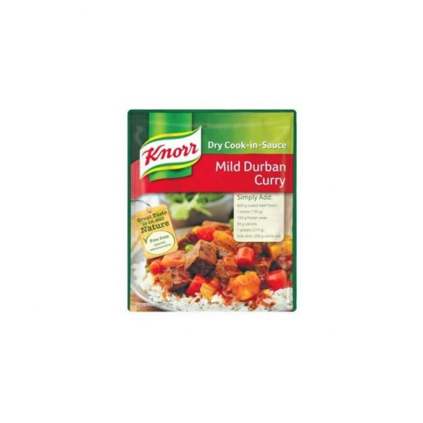 Knorr Fresh Mild Durban Curry