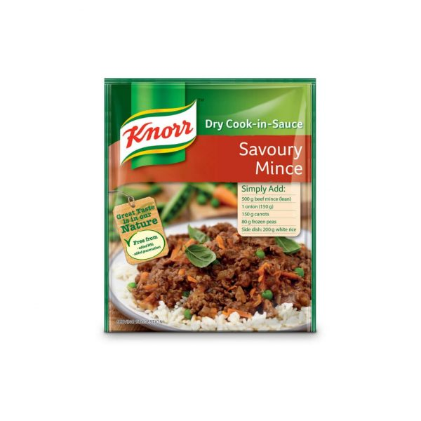 Knorr Savoury Mince