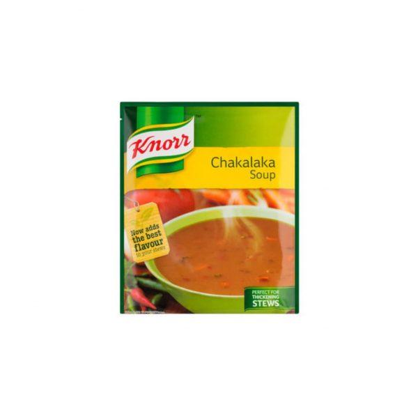Knorr Soup Chakalaka 6001087359580 front