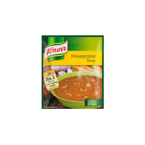 Knorr Soup Minestrone 26001087359591 front