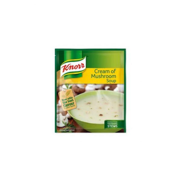 Knorr Soup Mushroom 26001087353155 front