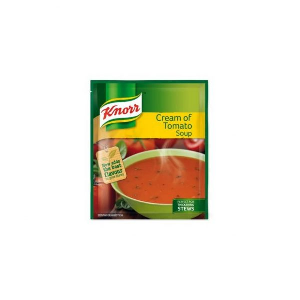 Knorr Soup Tomato 26001087353148 front