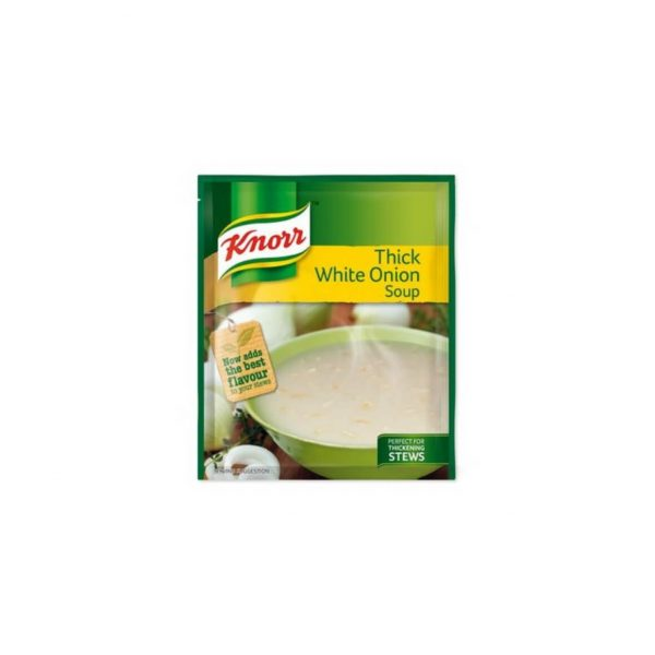 Knorr Soup White Onion 16001087359556 front