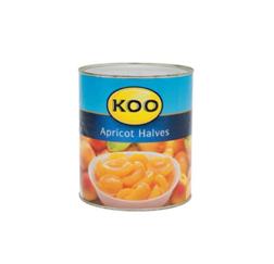 Koo Apricot Halves 1