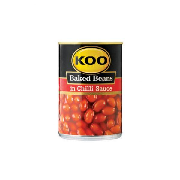 Koo Baked Beans Chilli