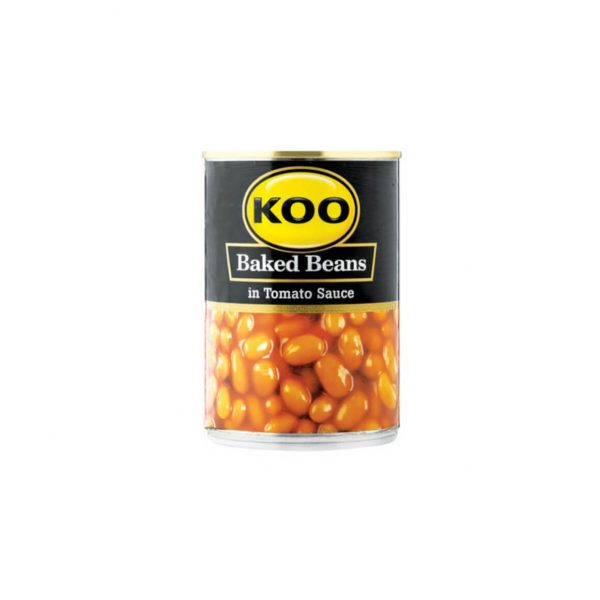 Koo Baked Beans Tomato Sauce 6009522300586 front