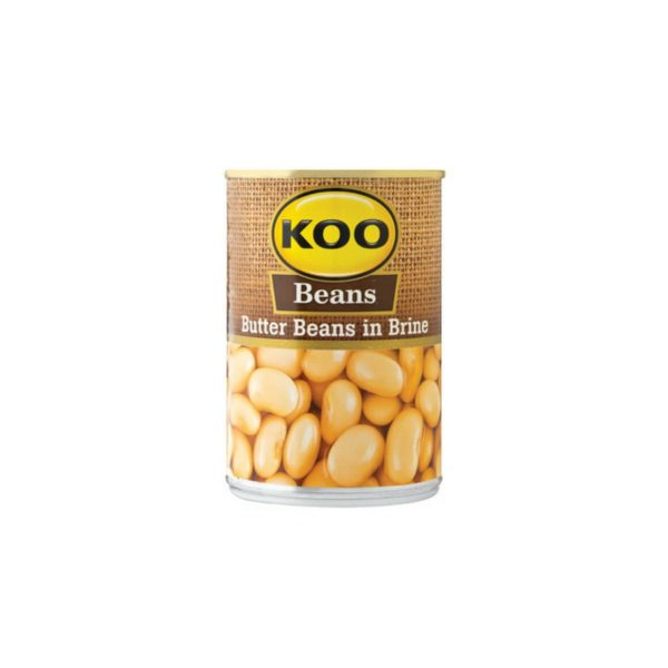 Koo Butter Beans 6001024023543 front