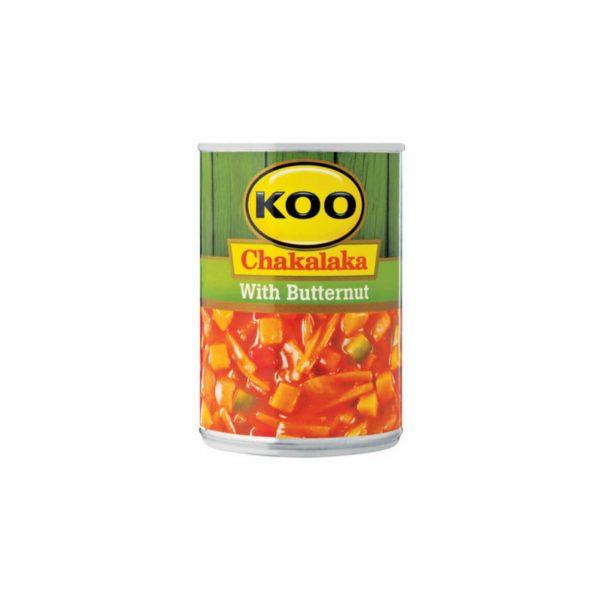 Koo Chakalaka Butternut 6001059953600 front