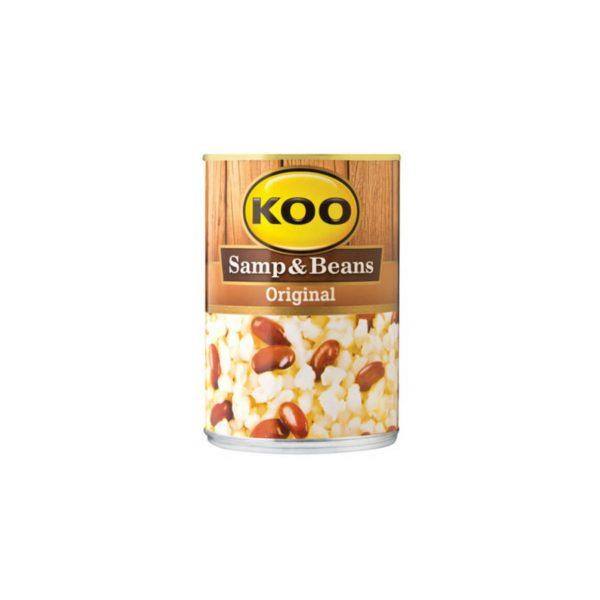 Koo Samp Beans 6009522300333 front