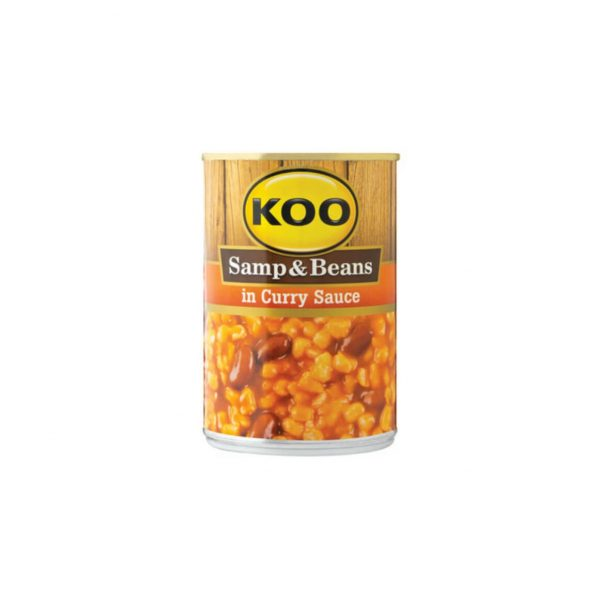 Koo Samp Beans Curry Sauce 6009522300340 front