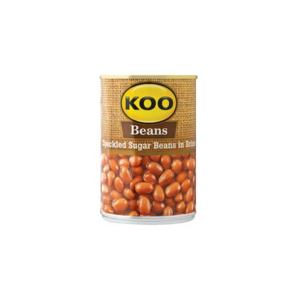 Koo Speckled Beans 6001059986882 front
