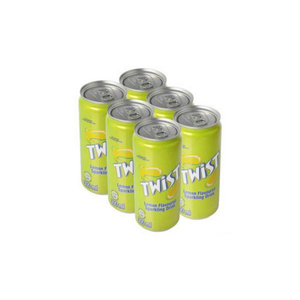 Lemon Twist 300ml 6 pack