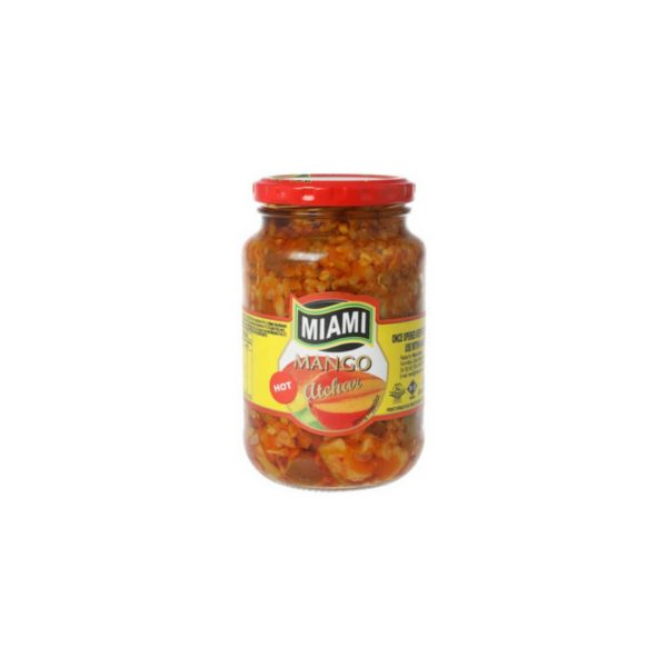 Miami Mango Atchar Hot