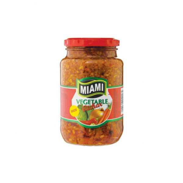 Miami Vegetable Atchar Hot