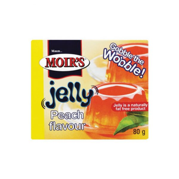 Moirs Jelly Peach 6001325010112 front