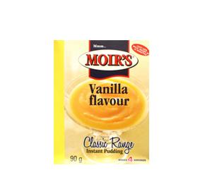 Moirs Vanilla P 5