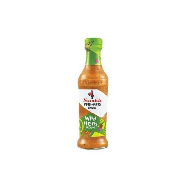 Nandos Peri Peri Sauce Wild Herb
